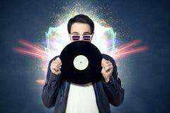 DJ diseña Imagenes de archivo