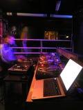 DJ eléctrico Party Imagenes de archivo