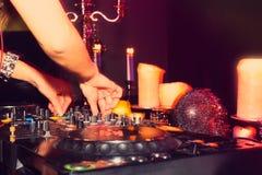 DJ Royalty Free Stock Photos