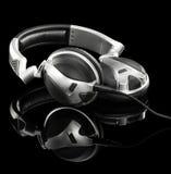 DJ headphones Royalty Free Stock Photography