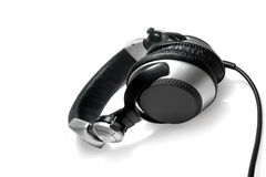 DJ Headphones (2) stock photos