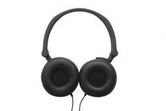 Dj Headphones. Royalty Free Stock Images
