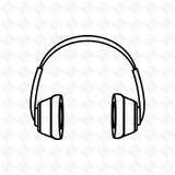 dj icon design Royalty Free Stock Image