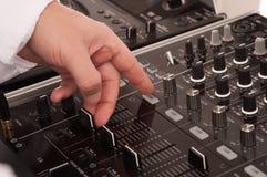 DJ mężczyzna Obraz Stock
