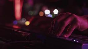 DJ melanżeru wyposażenie zbiory