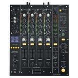 DJ Mixer black Royalty Free Stock Photography
