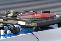 DJ Mixer Royalty Free Stock Image