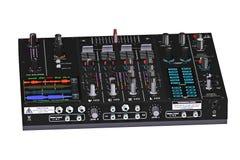 DJ Mixing table Stock Photos