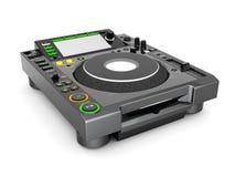 DJ music mixer Royalty Free Stock Image