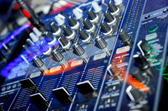 Dj Panel Stock Photos
