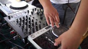 DJ para o controlo a distância filme