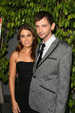 DJ Qualls,Nikki Reed Stock Image