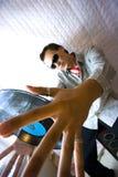 DJ römisches Kravtsov Stockbild