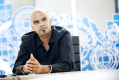 DJ Roger Shah Royalty Free Stock Photography