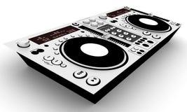 DJ steigen ein Stockfotos