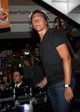 DJ Tiesto Στοκ Εικόνα