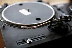 DJ Tools Stock Image