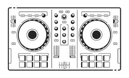 DJ Usb Controller Stock Photography
