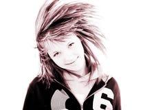 dj włosy Fotografia Royalty Free
