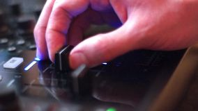 dj wyposażenia ostrości płycizna bardzo zdjęcie wideo