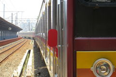 Djakarta Kota Station stock foto