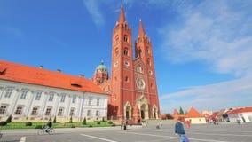 Djakovo St Peter katedra zbiory wideo