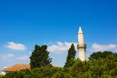 Djami克比尔清真寺尖塔 免版税库存照片