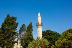 Djami克比尔清真寺 免版税图库摄影