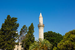 Djami Kebir Mosque Royalty Free Stock Photography