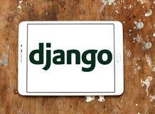 Django网框架商标 免版税库存照片