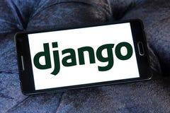 Django网框架商标 免版税图库摄影