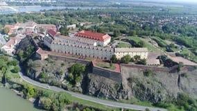Djava-Festung 7 4K stock footage