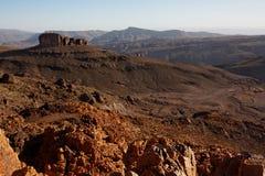 djebelmorocco saghro Royaltyfri Fotografi