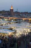 Djemaa El-Fna Royalty Free Stock Images