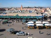 Djemaa el Fna, Marrakech Royalty Free Stock Images
