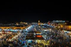 Djemaa el Fna, Marrakech Stock Photos