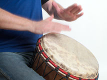Djembe photographie stock