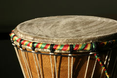 Djembe. Drum royalty free stock images