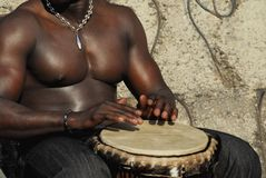 Djembe Royalty Free Stock Image
