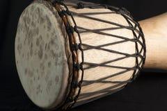 djembe afrykańska perkusja Obrazy Stock
