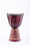 Djembe bębenu rytmu muzyczny instrument Obrazy Royalty Free