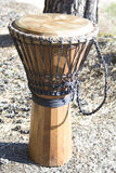 Djembe drum Royalty Free Stock Photography