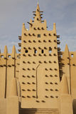 Djenné: African City of Mud Stock Photos