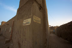 Djenné: African City of Mud Stock Photography