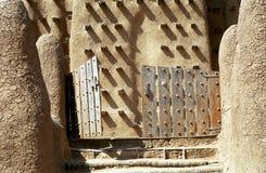 djenne wielki Mali meczet Zdjęcia Royalty Free