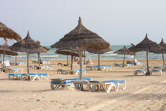 Djerba beach Stock Photography