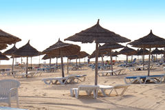 Djerba beach Stock Photos