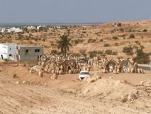 Djerba Tunesien Nordafrika Lizenzfreie Stockfotos