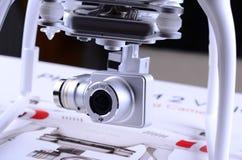 DJI HD kamera z Gimbal obrazy royalty free