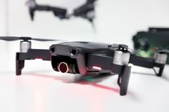 DJI Mavic Air drone royalty free stock photography
